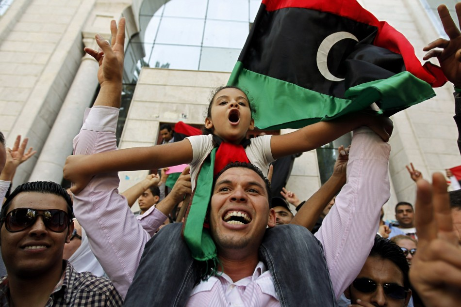Moammar Gadhafi Dead