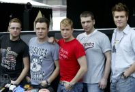 Westlife in 2003