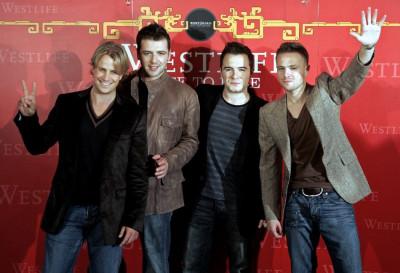 Westlife in 2006