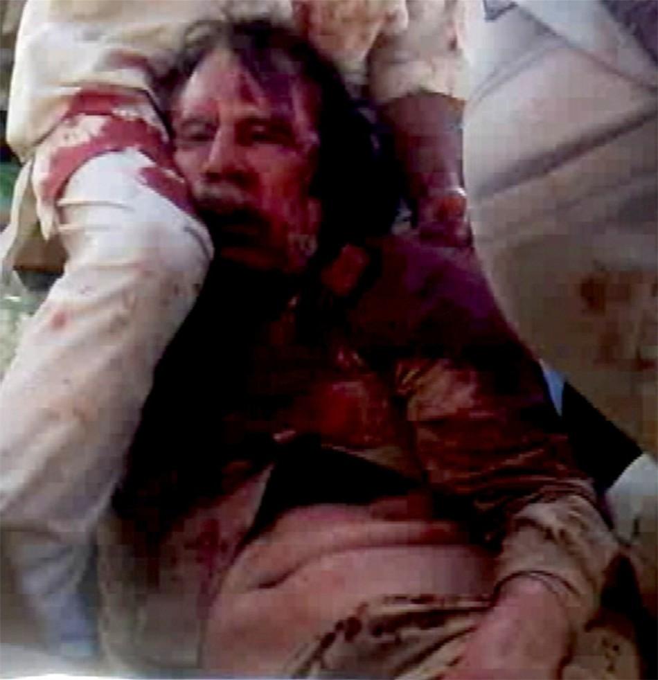 Gadhafi Dead