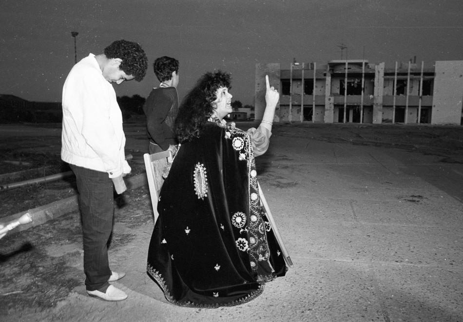 Safia Gadhafi