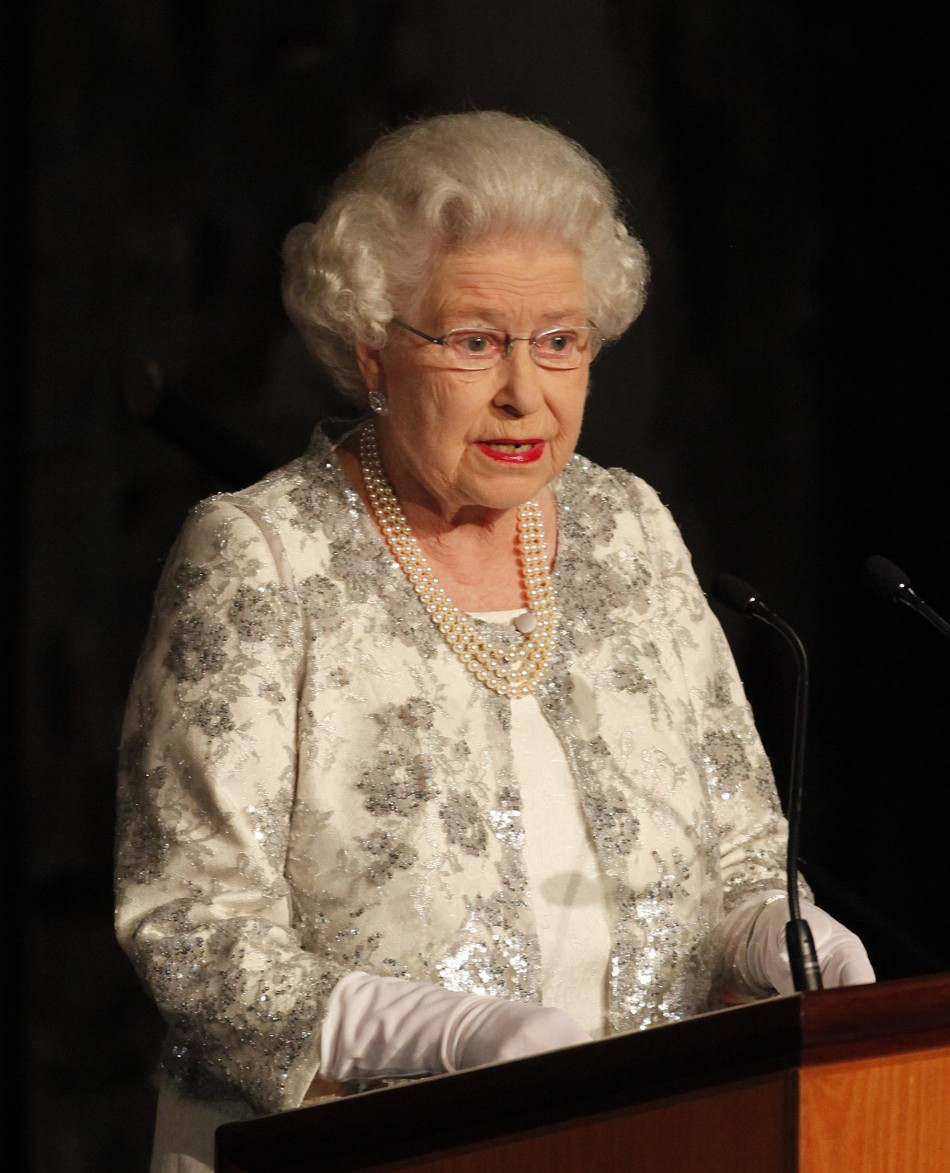 Queen Elizabeth in Australia