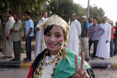 Gadhfis Death Bring Celebration and Joy in Libya