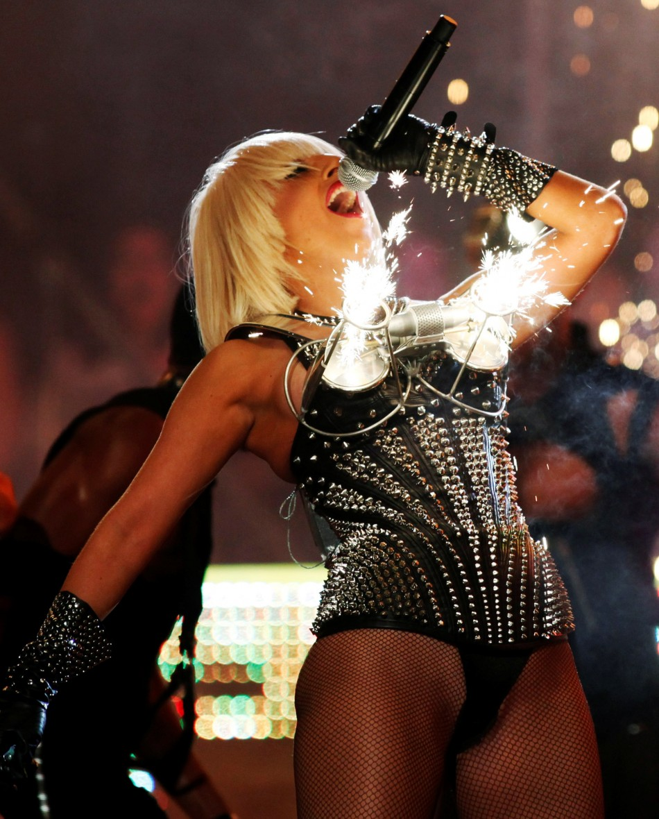Wherever Mother Monster goes, sparks fly.