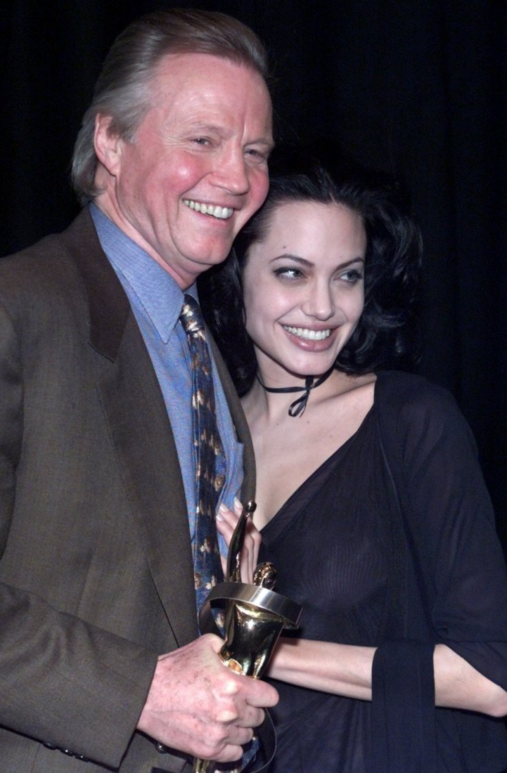 Angelina Jolie's Father Bonds with Daughter Ending Decade Long Row