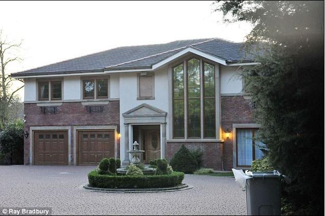 Mario Balotelli house