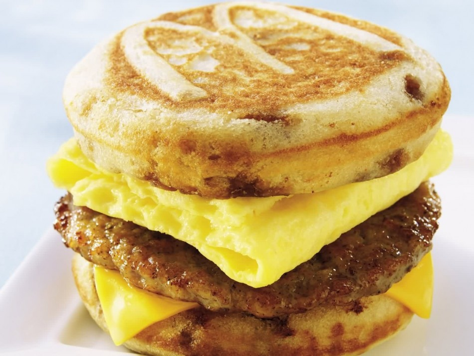 McGriddles Sandwich