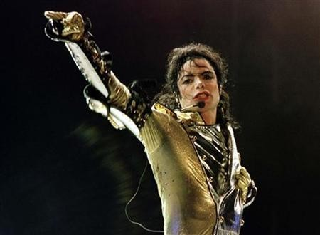 Michael Jackson top earner among dead celebrities