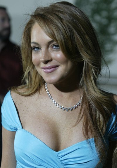 Lindsay Lohan in 2004 - The quotMean Girlquot With a Fan Following