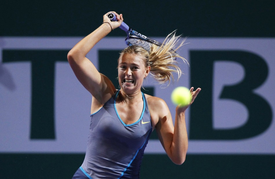 Most Searched Sports Star of 2011 Maria Sharapova