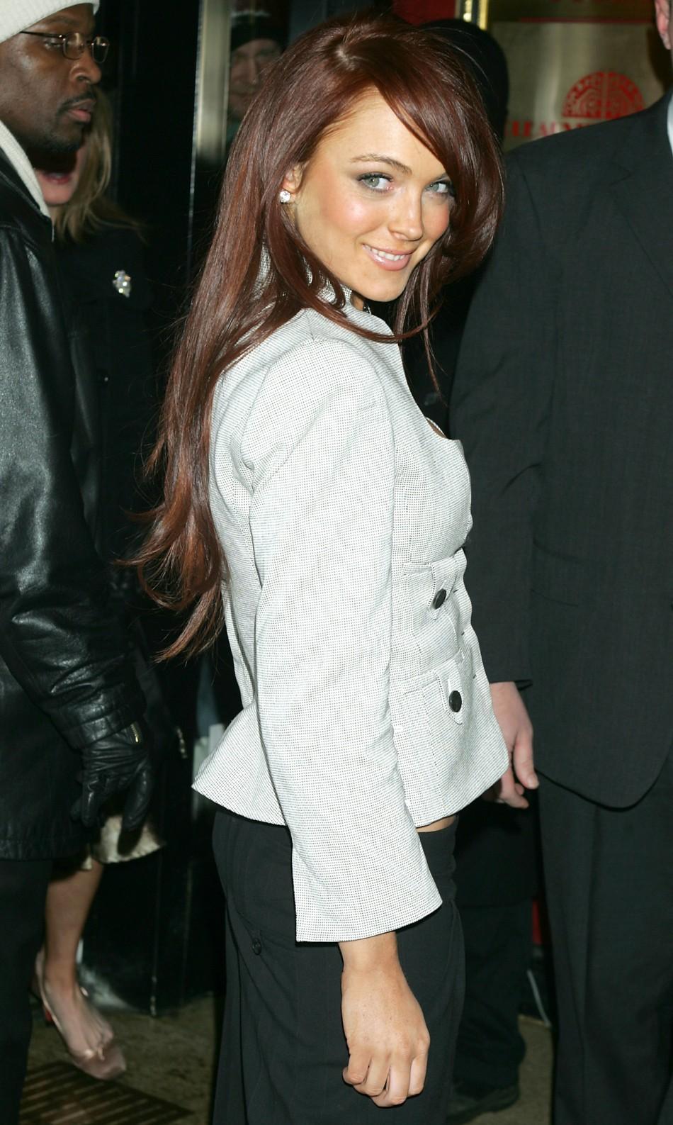 Lindsay Lohan, 2005