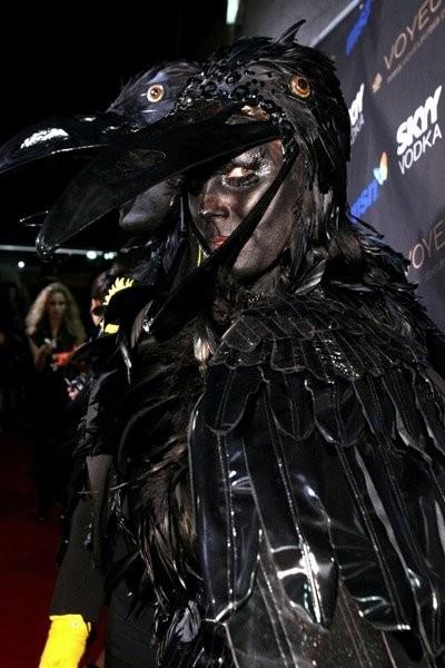 Heidi Klums Spooky Halloween Costumes Through the Years