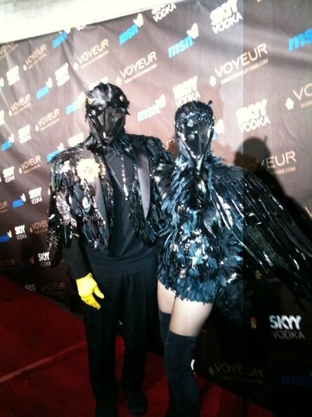Heidi Klum's Spooky Halloween Costumes Through the Years