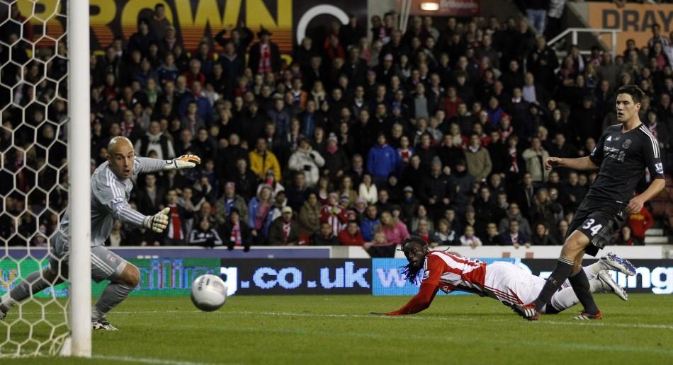 Stoke City 1-2 Liverpool