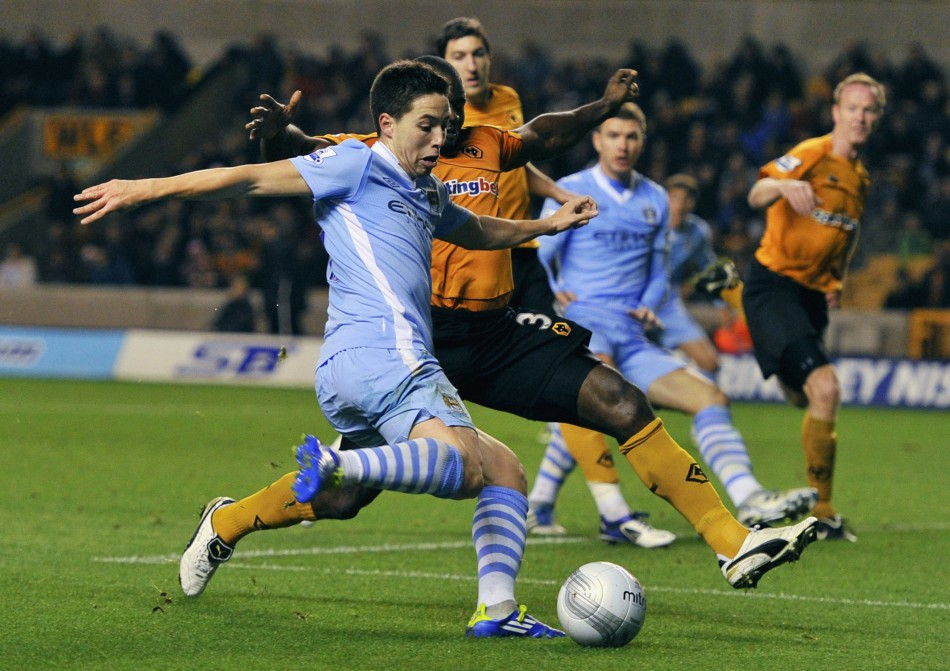 Wolves 2-5 Manchester City