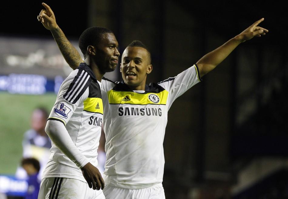 Everton 1-2 Chelsea