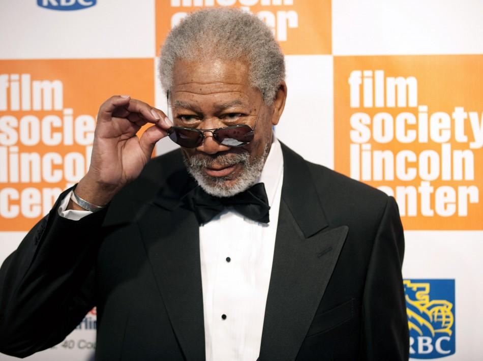 Morgan Freeman now sat nav voice