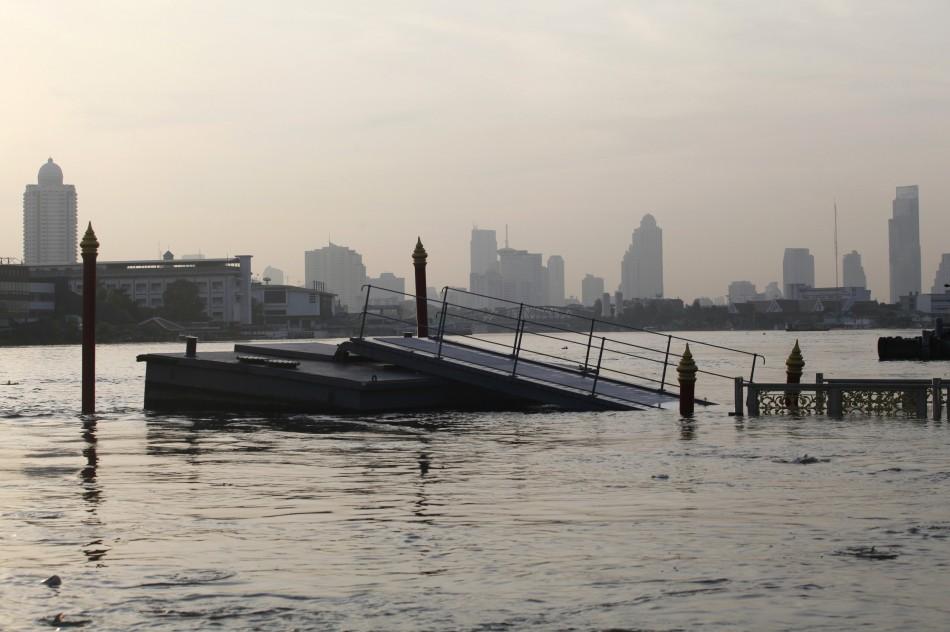 Bangkok floods