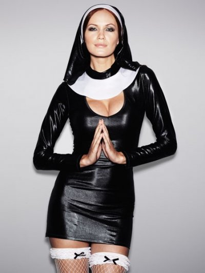 Naughty Nun - Ann Summers