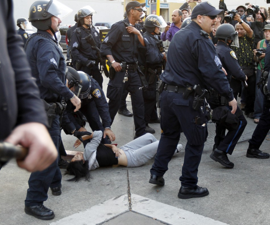 Occupy Wall Street: Fresh Allegations of Police Brutality Emerge Following Oakland Clashes