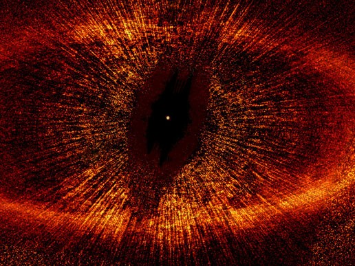 The Real Eye of Sauron