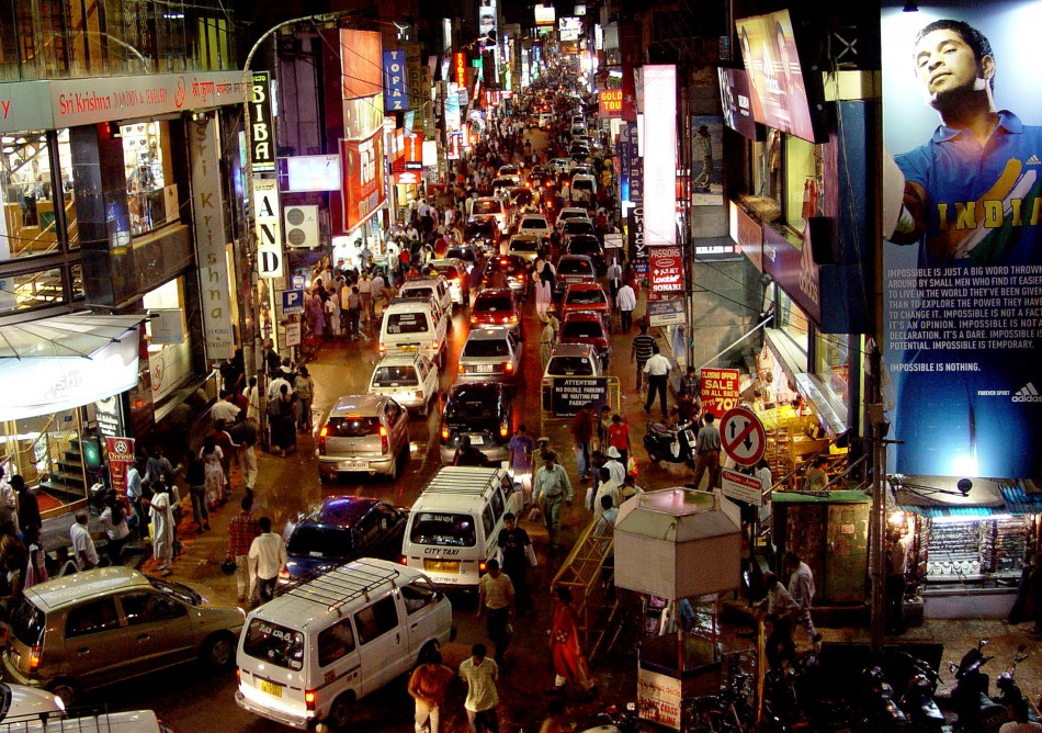3. Bengaluru (Bangalore), India