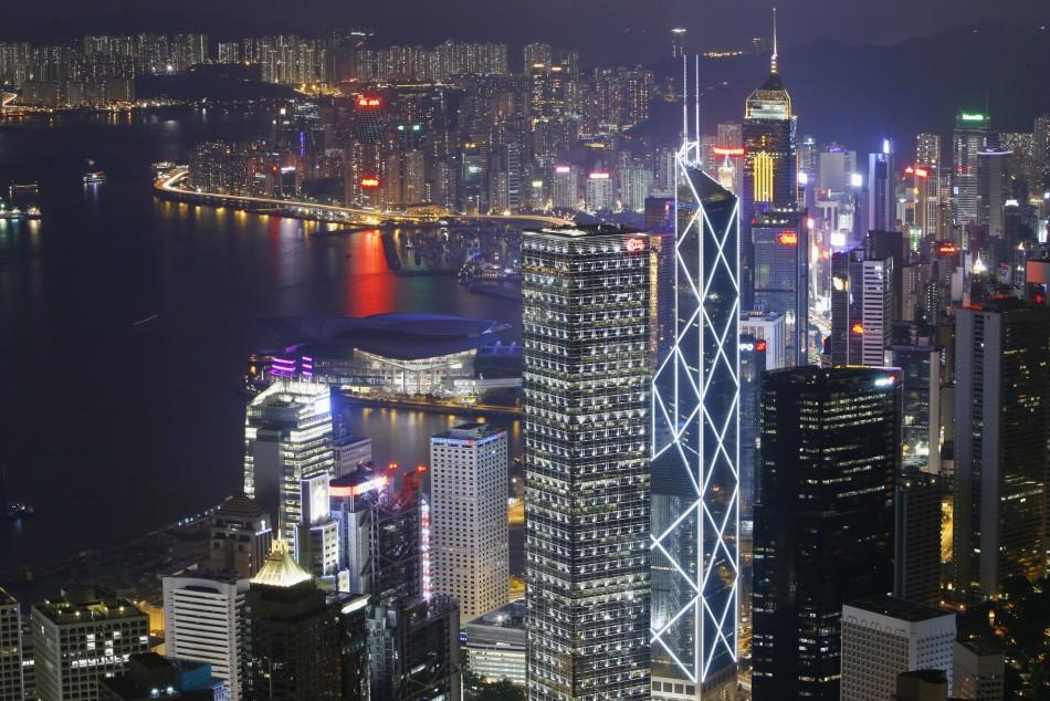 9 – Hong Kong