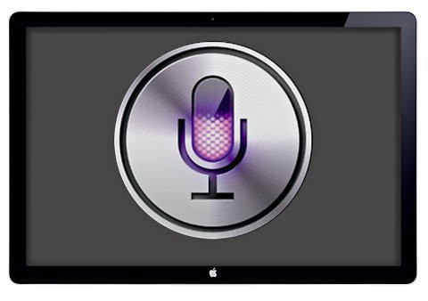 Apple Television with Siri