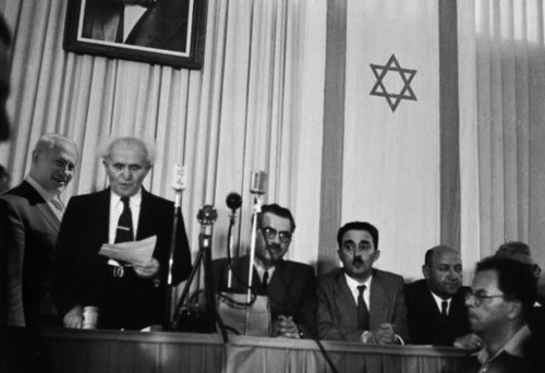 Bibi and Declaration of Independence