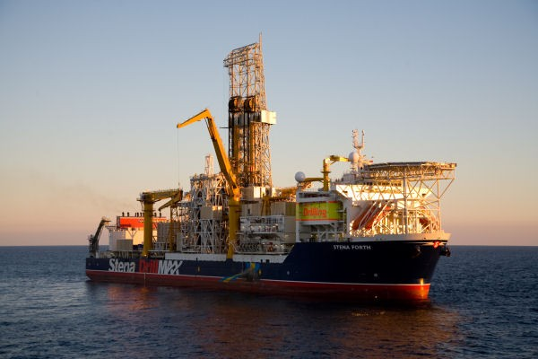 Stena Forth Drillship
