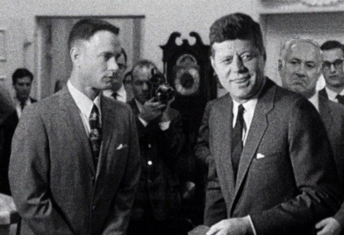 Bibi and JFK