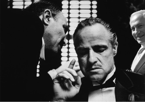 Bibi and the Godfather