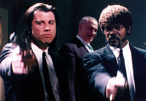 Bibi in Pulp fiction