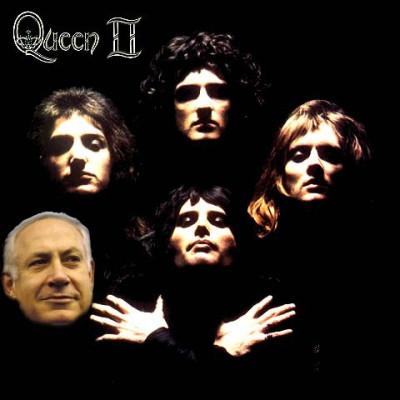 Yes, Bibi was in Queen