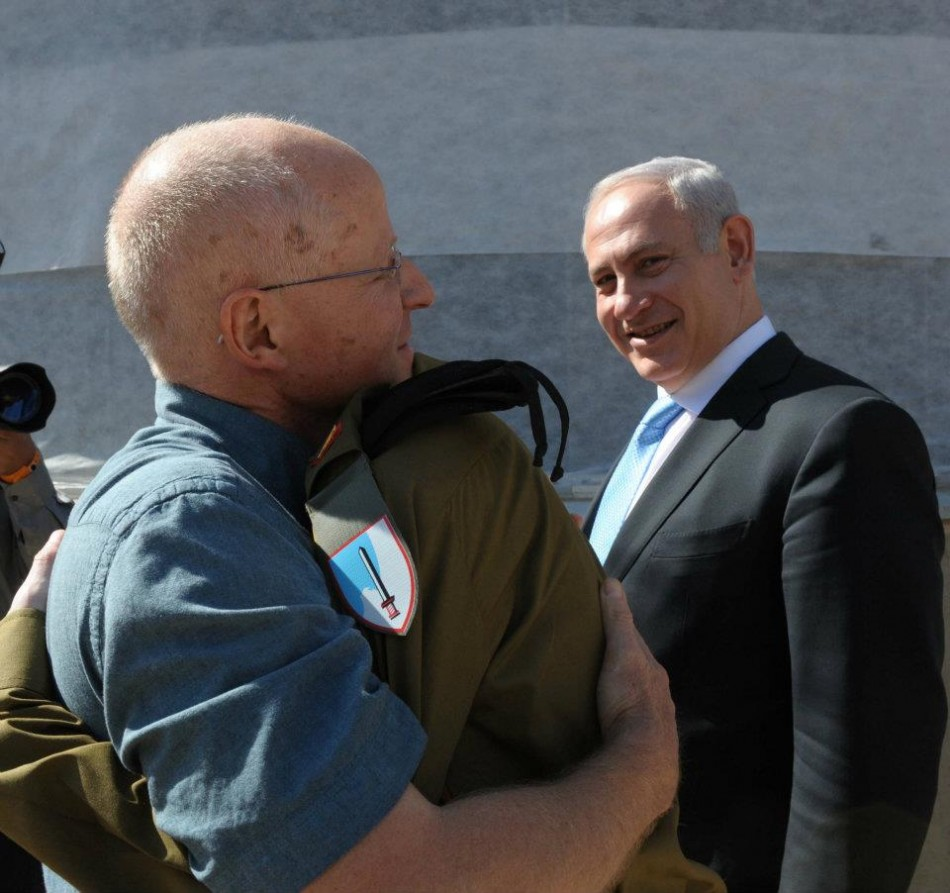 "The picture that led to ""Bibi bombing"""