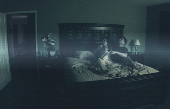 6 Paranormal Activity