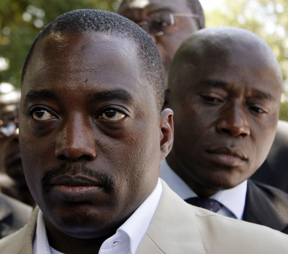President of Democratic Republic of Congo Kabila