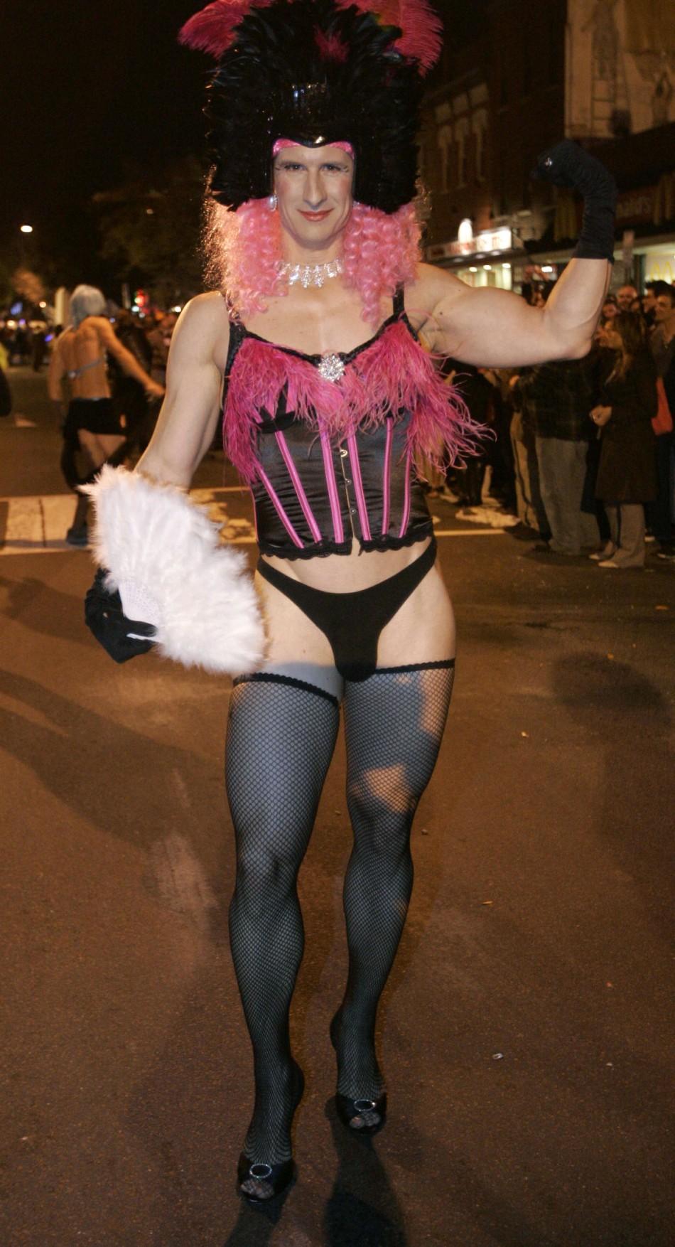 Top 10 Craziest Halloween Cross-Dressing Costume Ideas