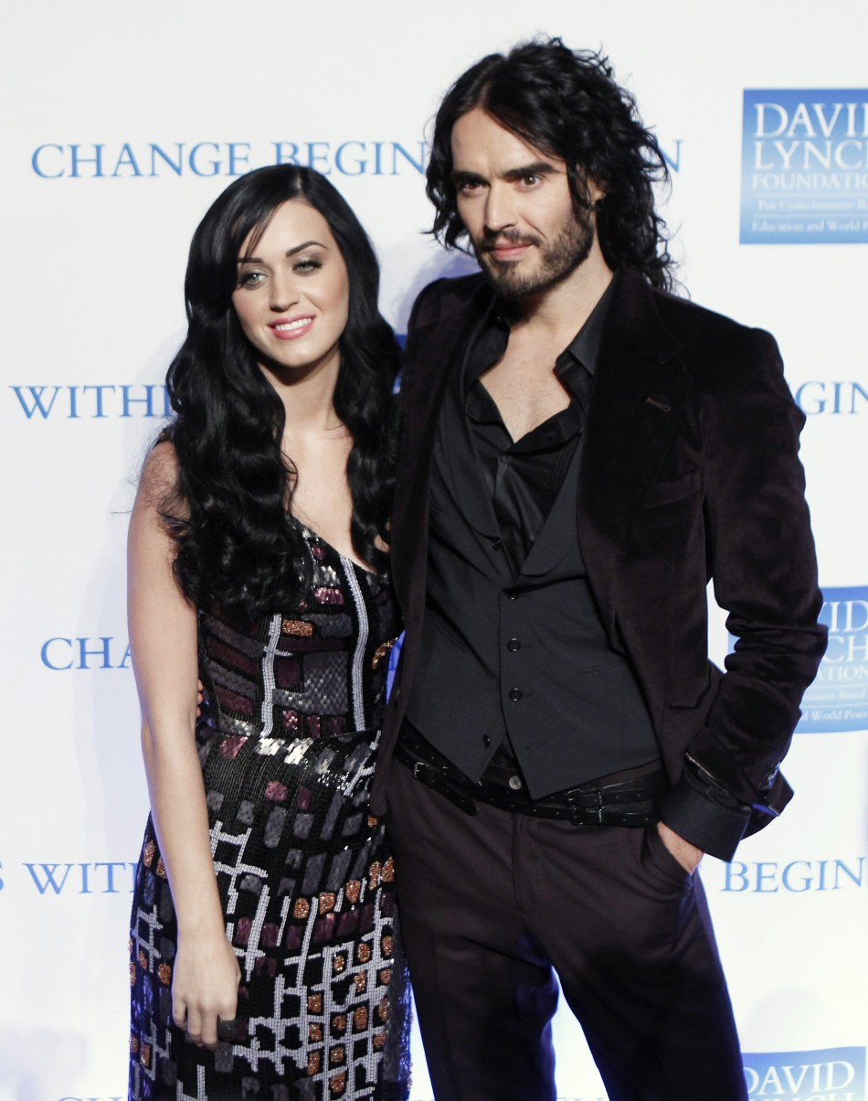 Katy Perry, Russell Brand File For Divorce