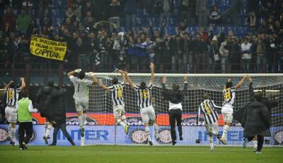 Juventus players