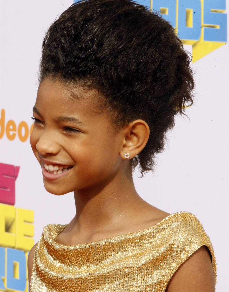 Willow Smith 2000 Actressmusician