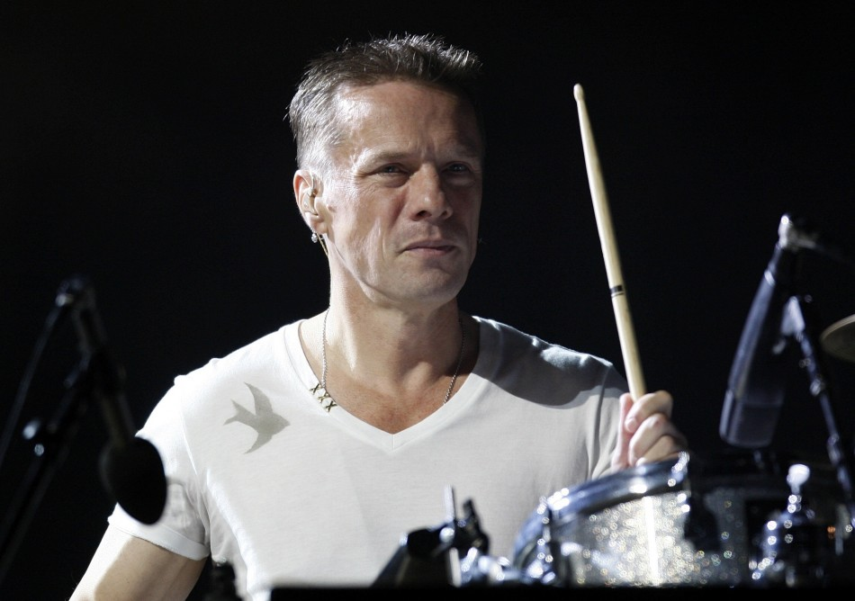 Larry Mullen, JR (1961) Drummer, U2