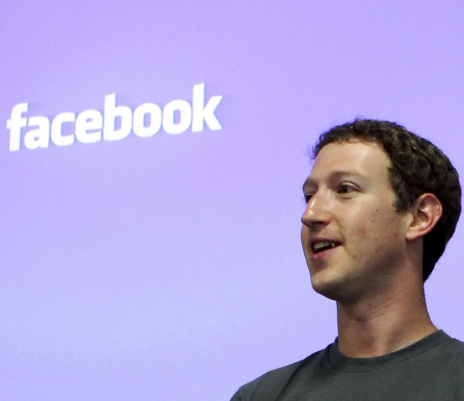 Mark Zuckerberg, the Co-Founder of Facebook.