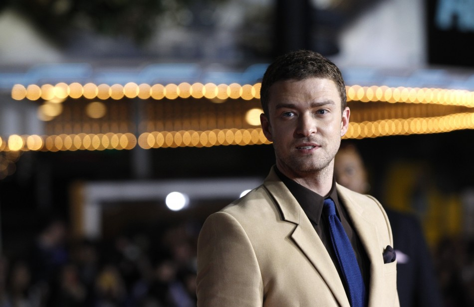 Cast member Justin Timberlake poses at the premiere of quotIn Timequot at the Regency Village Theatre in Westwood, California October 20, 2011