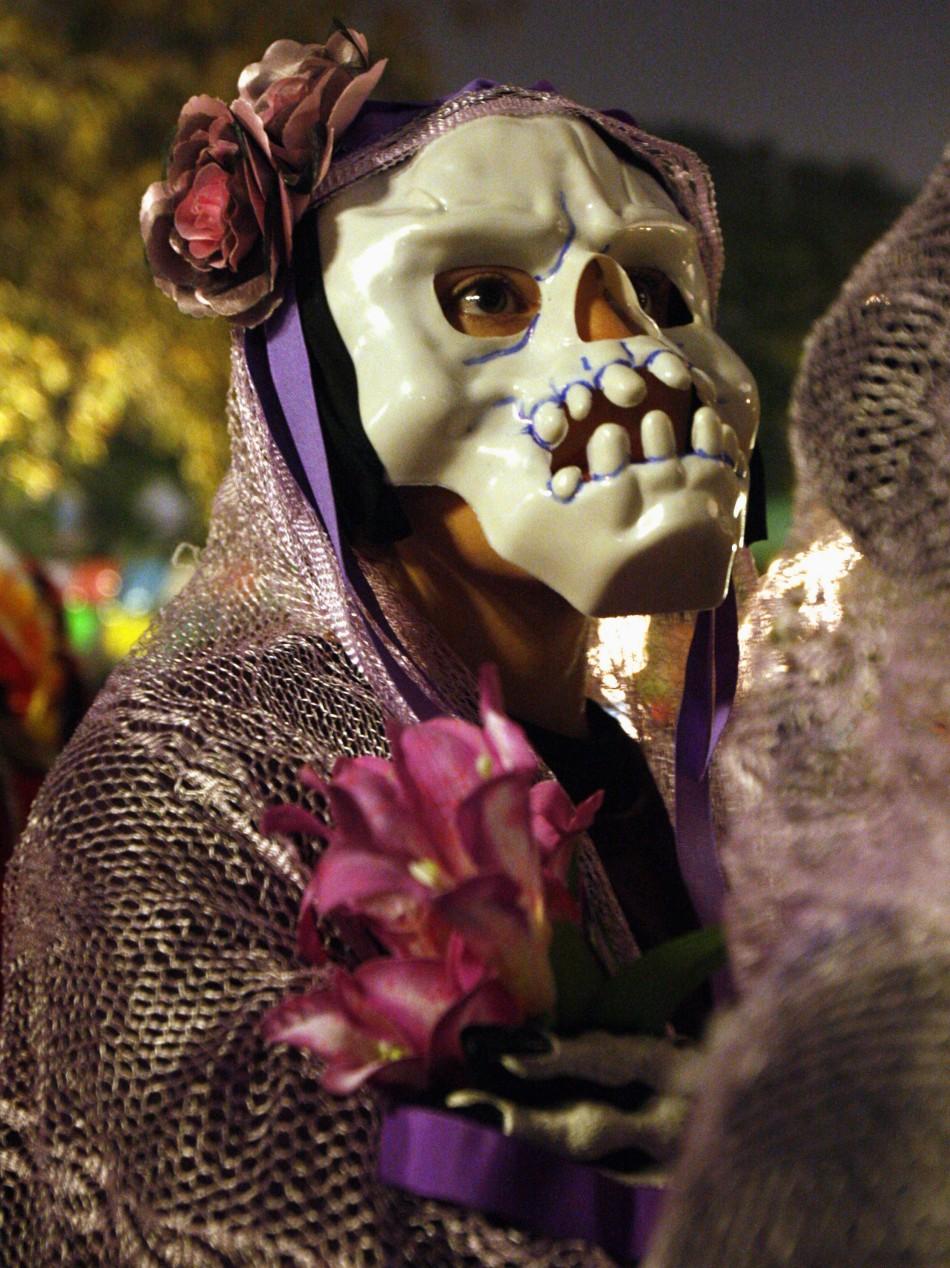 El Dia de los Muertos