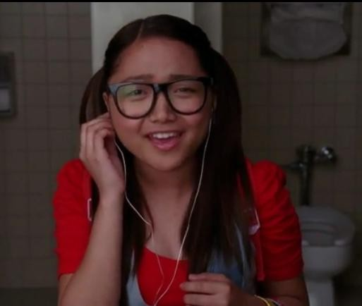 Charice as Sunshine in Glee