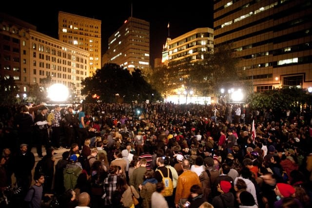 Occupy Wall Street: Oakland Movement's General Strike Less than a Day Away