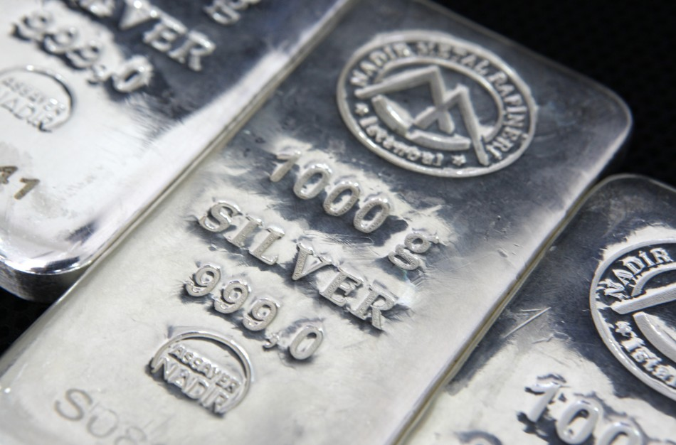 Silver Bars in Istanbul