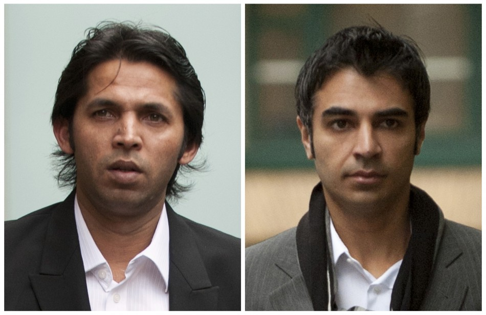 Pakistani players held guilty