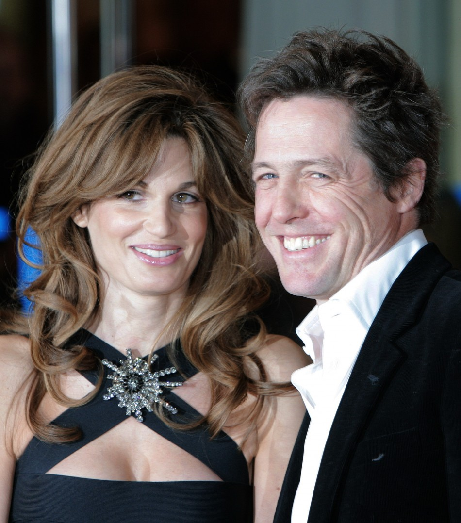 The actor Hugh Grant has become a father for the first time at the age of 51